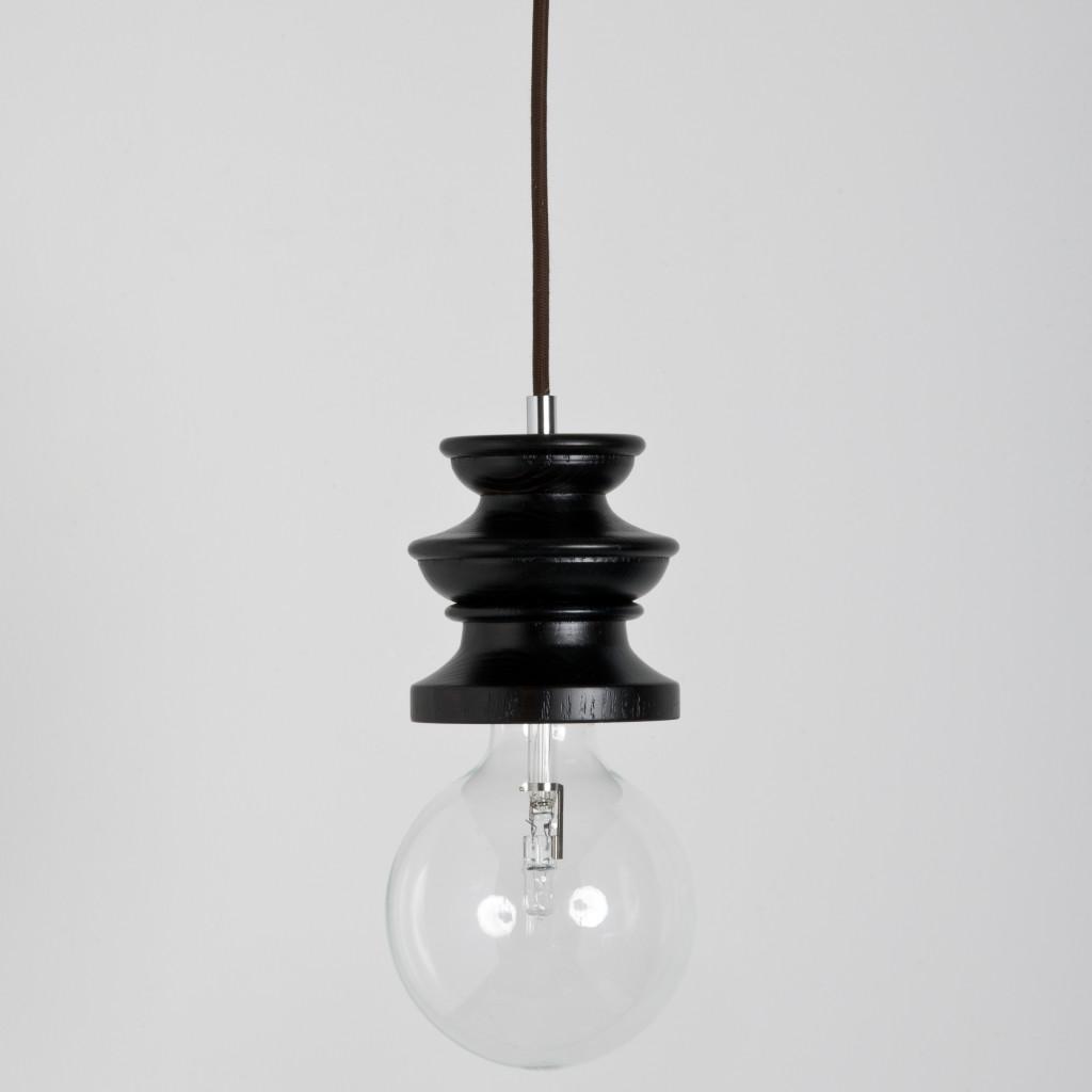 Sospensione 1 luce scacchi torre - still life